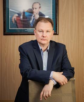 Игорь Владимирович Меншутин, генеральный директор ОАО «Жилищник»