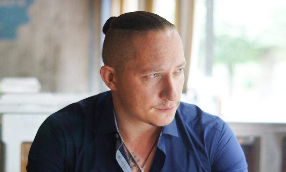 Шеф-повар Андрей Цветков