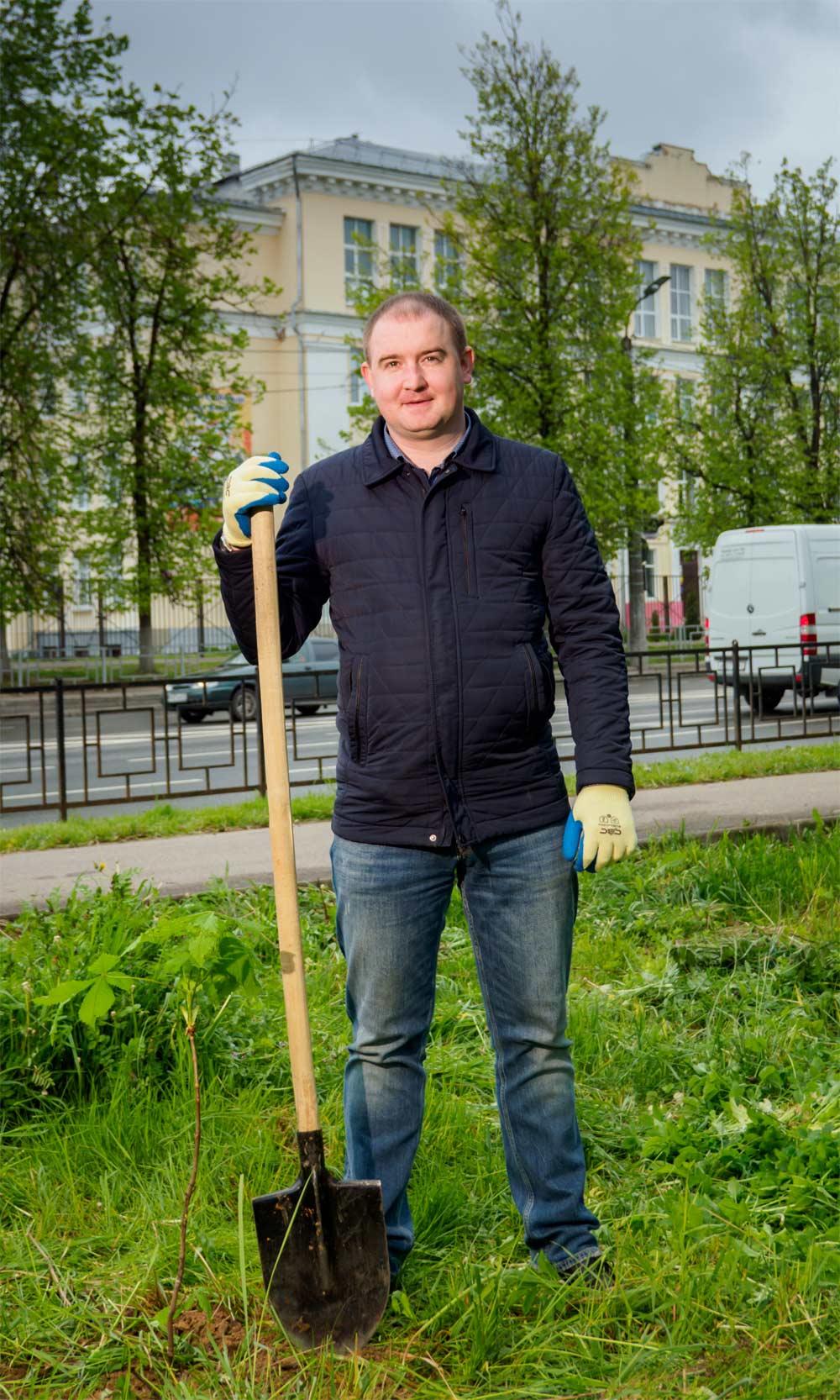 Александр Вячеславович Гупало, технический директор ОАО «Жилищник»